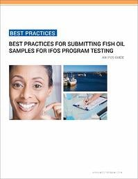 Submitting fish oil samples to the IFOS Program