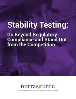 Stability Testing Article